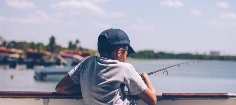 fishing tips for kids